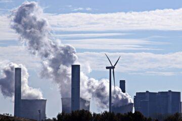 Uitstoot broeikasgassen in 2020 met 8% gedaald