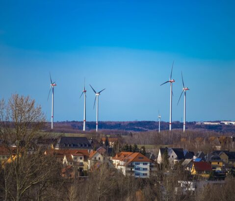 Duitsland merkt gevolgen energiemix door gebrek aan wind